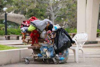 Homeless Camp Cleaning Phoenix AZ